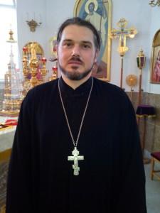 Иерей Евгений Игнатов
